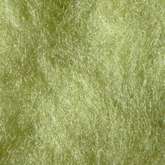 Dubbing superfine olive clair