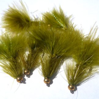 Woolly bugger Olive