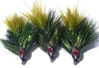 fish skull olive