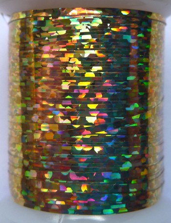 tinsel holographic or