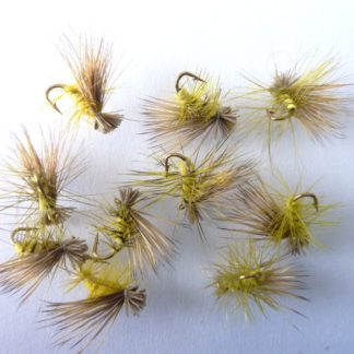 elk hair jaune